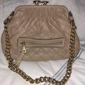 Marc Jacobs Mini Quilted Leather Stam Shoulder Bag